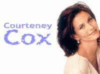 Friends-Monica Gellar-Courtney Cox-poster