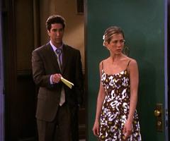 Ross & Rachel (7x23)