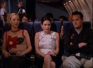 Awkward Plane Moment