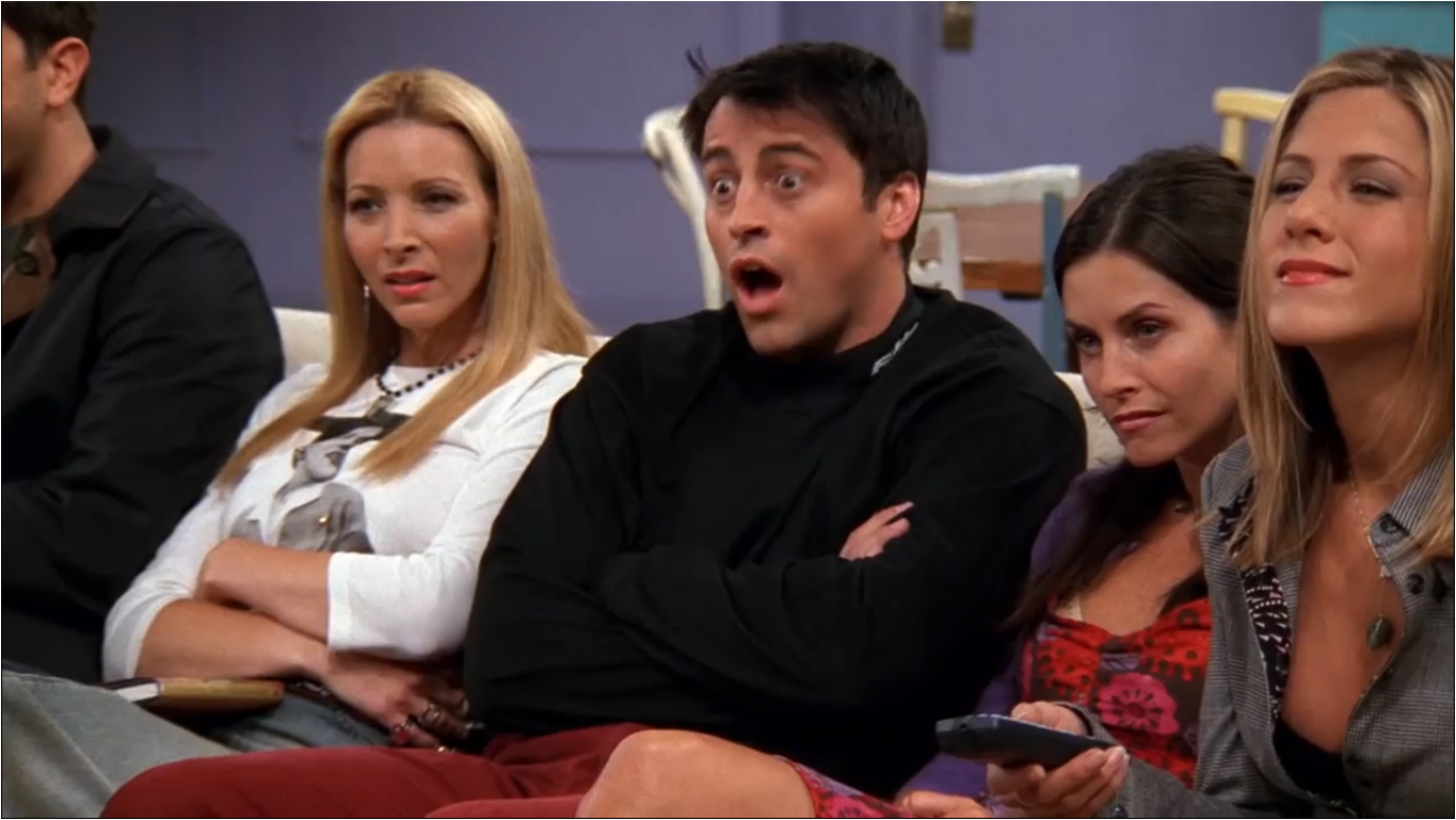 The One With The Videotape | Friends Central | FANDOM