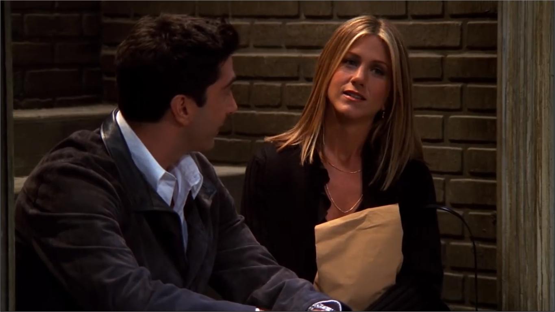 quanto tempo erano Ross e Rachel dating top bisessuale incontri Apps
