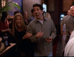 Rachel and Ross are Drunk