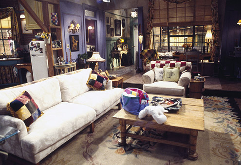 Monica S Apartment Friends Central Fandom Ed By Wikia