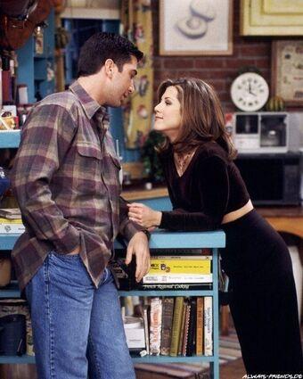 Ross en Rachel dating tijdlijn rihhanas dating ASAP rotsachtige