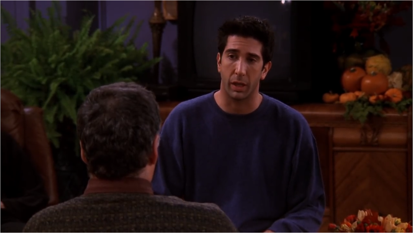 The One Where Ross Got High | Friends Central | FANDOM powered by Wikia