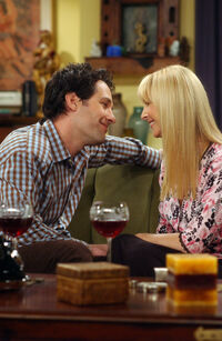 Phoebe and Mike