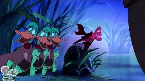 The Little Mermaid kiss the girl HD.wmv