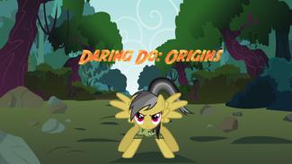 Daring Do Origins