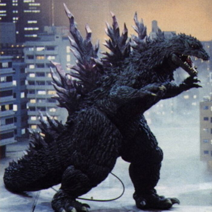Godzilla in Godzilla 2000