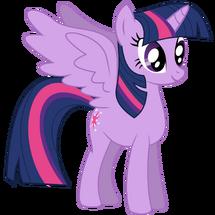 Request 66 alicorn twilight sparkle by radiant eclipse-d5q621j
