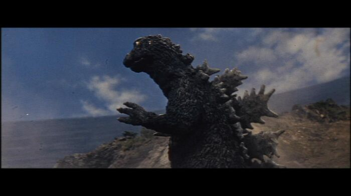 Godzilla in Ghidorah, the Three Headed Monster