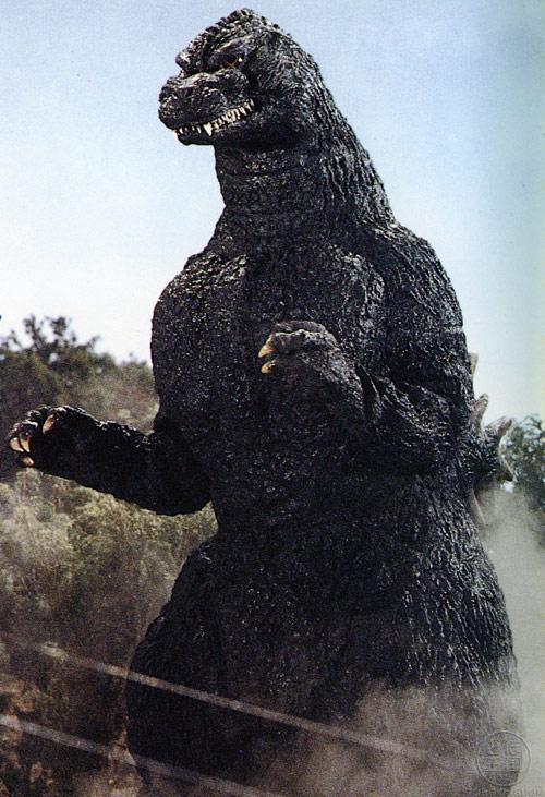 Godzilla in Godzilla vs. King Ghidorah