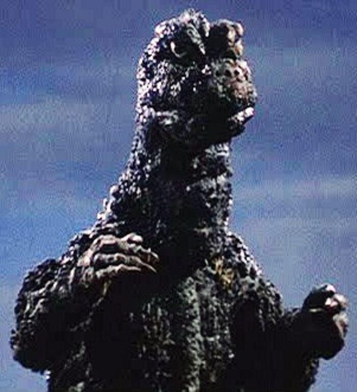 Godzilla in Godzilla vs. Hedorah