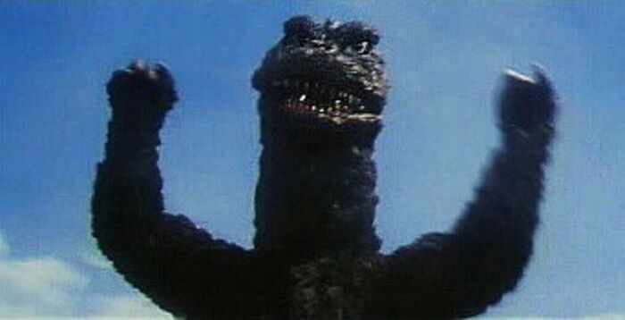 Godzilla in Destroy All Monsters