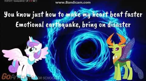 Flurry Heart x Thorax - Starving - Lyric Video