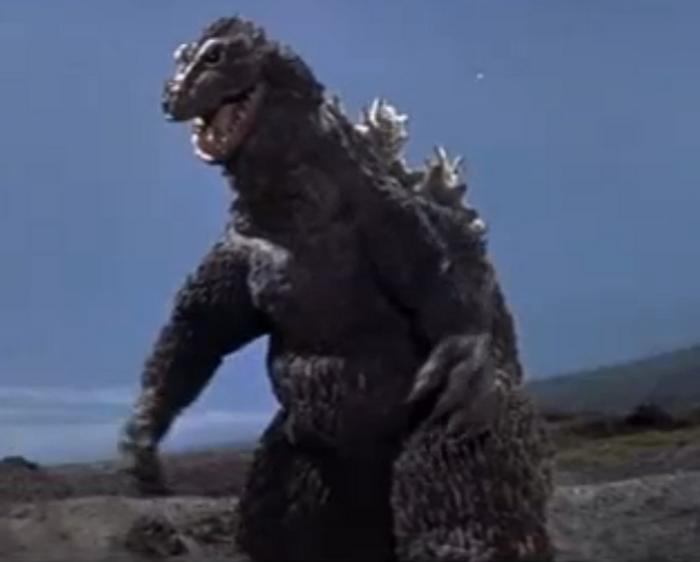 Godzilla in King Kong vs. Godzilla