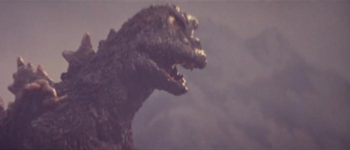 Godzilla in Godzilla vs. the Sea Monster