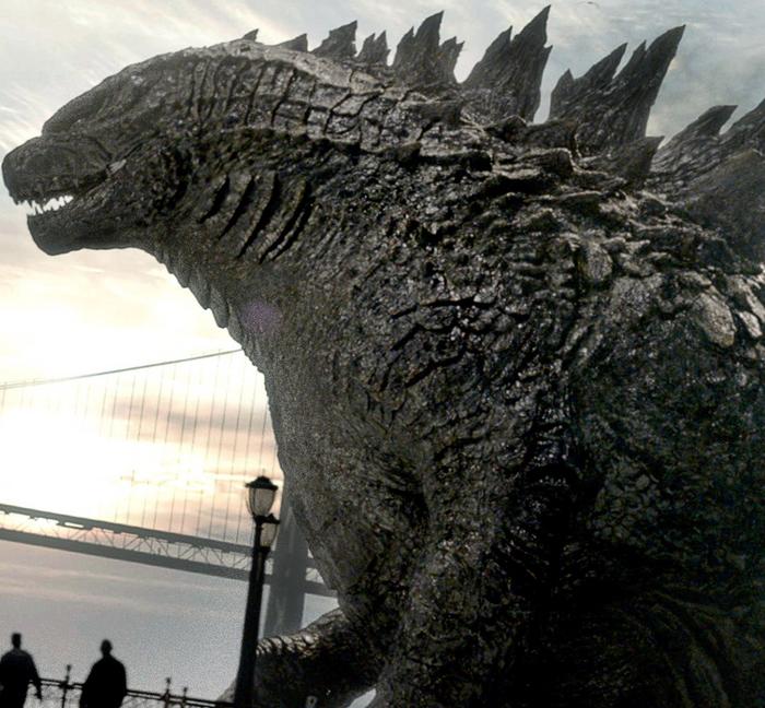 Godzilla in Godzilla (2014)