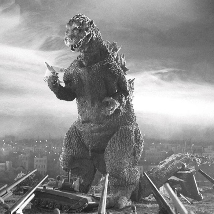 Godzilla in Godzilla (1954)