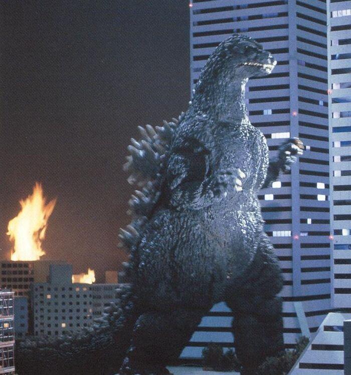 Godzilla in Godzilla vs. Biollante
