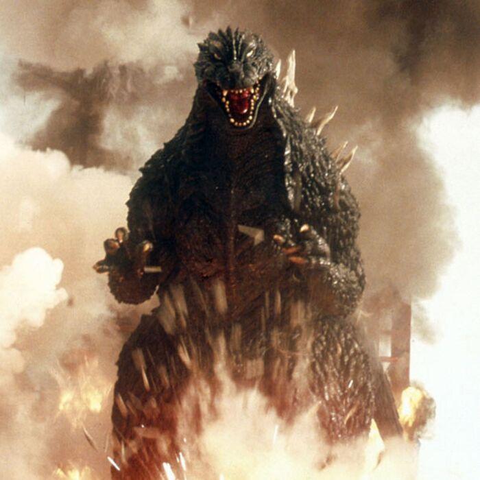 Godzilla in Godzilla Tokyo S.O.S.