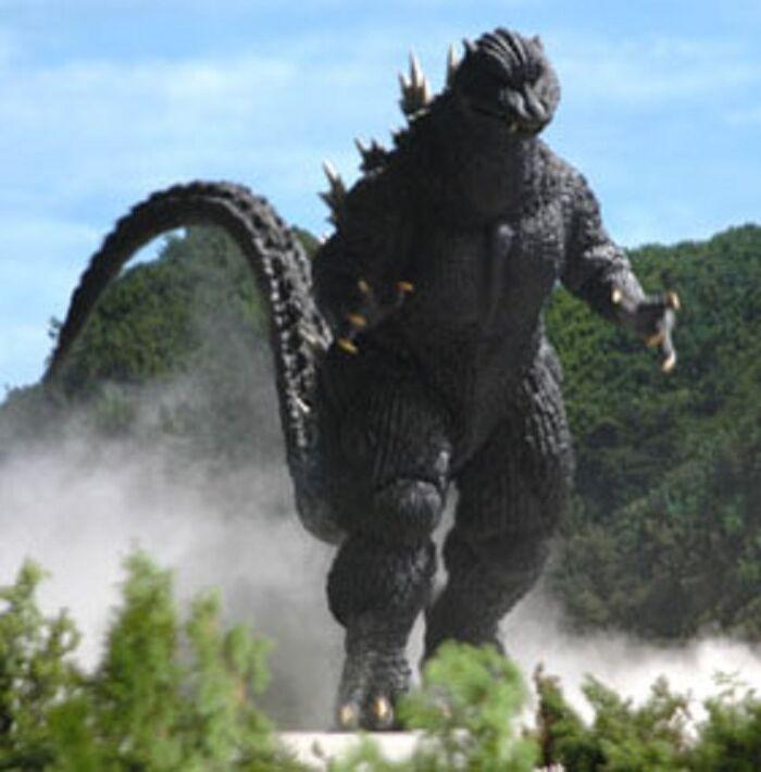 Godzilla in Godzilla Final Wars