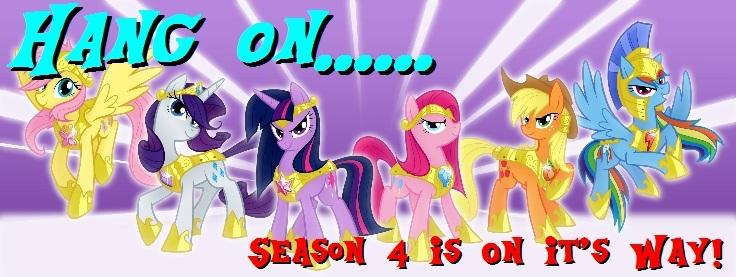image season 4 logo jpg my little pony friendship is magic