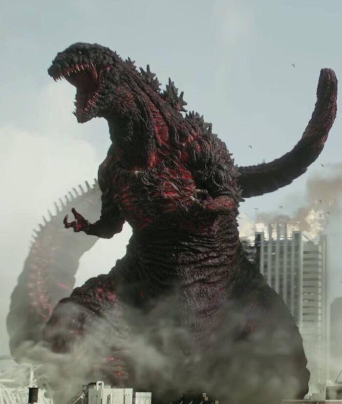 Godzilla (Fourth Form)