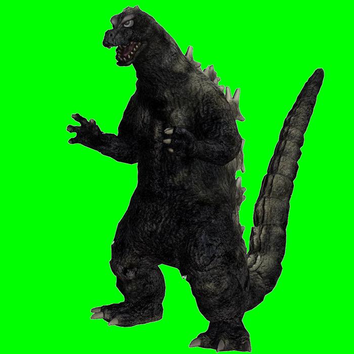 Showa Godzilla 1964 (PS4)