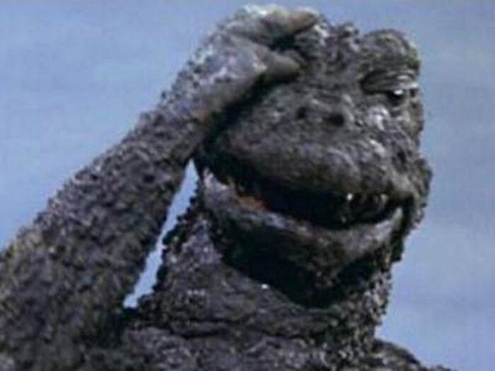 Godzilla in Son of Godzilla