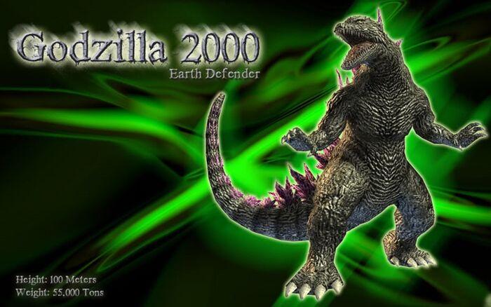 Godzilla 2000 (3)