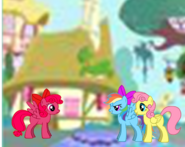 Diamond, Rainbow, & Flutter FlightSchoolyoung