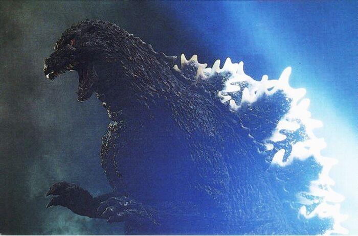 Godzilla in Godzilla vs. Mechagodzilla II