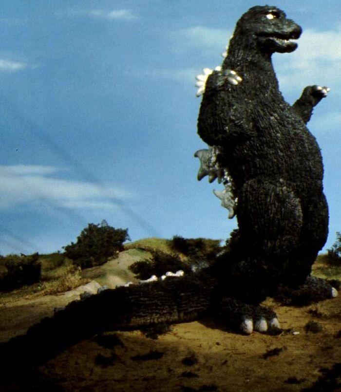 Godzilla in Godzilla vs. Mechagodzilla