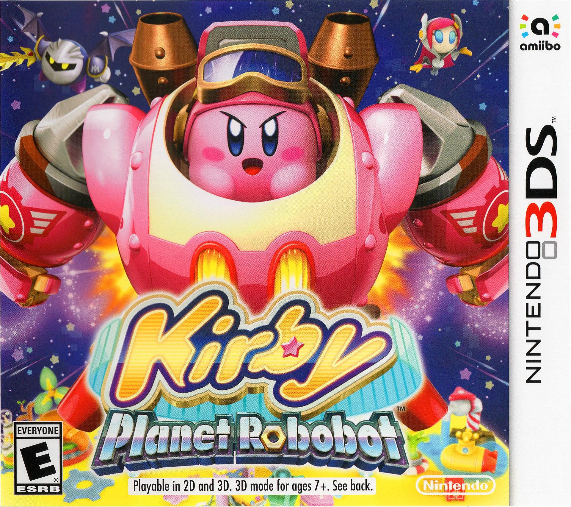 Image - Kirby Planet Robobot.png   Friends Without Benefits Wiki ...