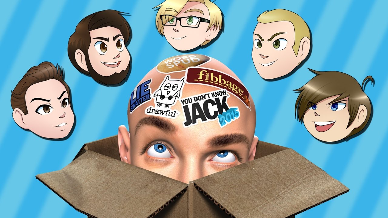 The Jackbox Party Pack | Friends Without Benefits Wiki