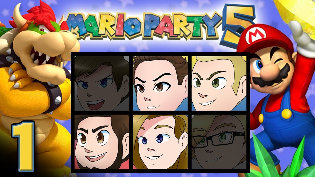 Mario Party 5   Friends Without Benefits Wiki   FANDOM
