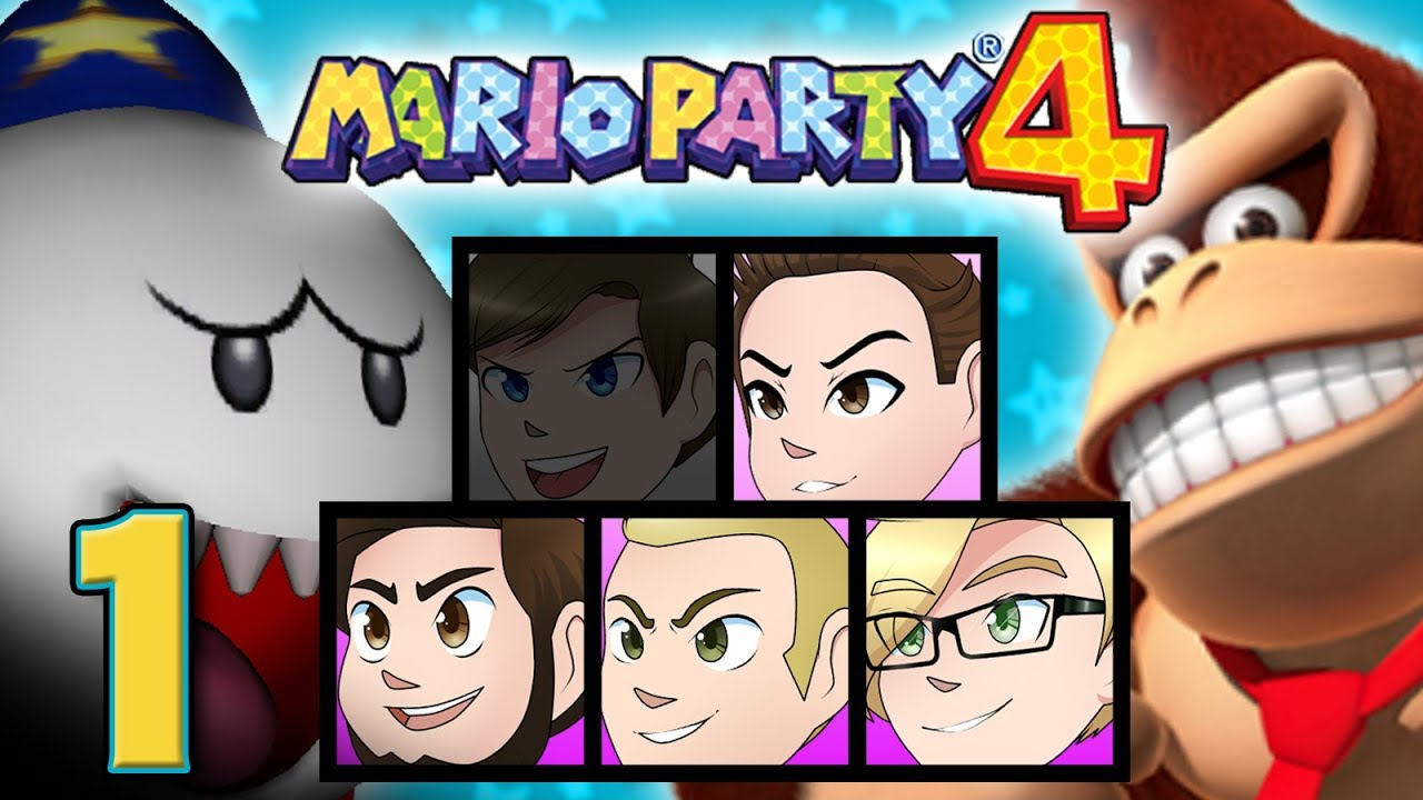 Mario Party 4 | Friends Without Benefits Wiki | FANDOM