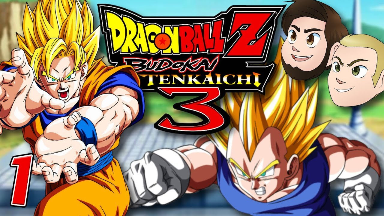 Dragon Ball Z: Budokai Tenkaichi 3 | Friends Without