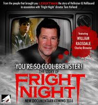 You're So Cool Brewster - Fright Night - William Ragsdale