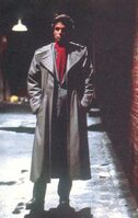 Fright Night 1985 Chris Sarandon Jerry Dandrige Trenchcoat