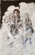 Neil Vokes - Fright Night - Amy Jerry Dandrige Evil Ed
