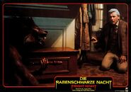 Fright Night 1985 German Lobby Card 03