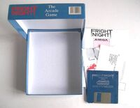 Microdeal Amiga Fright Night Arcade Game 02