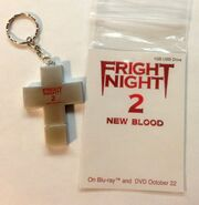 Fright Night 2 New Blood Comic-Con Flash Drive Keychain 1