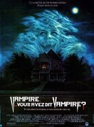 Fright Night 1985 French Poster