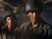 Combat 1967 'Entombed' Tom Holland Rick Jason