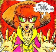 Fright Night Comics Bull-Whipped Aunt Claudia Feels It