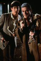 Fright Night 1985 Roddy McDowall William Ragsdale 01