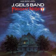 J Geils Band Fright Night Netherlands 12 inch single 01